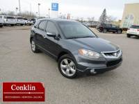 Pre-Owned 2007 Acura RDX 4WD 4dr AT Tech Pkg