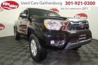 Certified Used 2015 Toyota Tacoma in Gaithersburg
