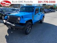 Used 2017 Jeep Wrangler JK Unlimited Sport 4x4 in Gaithersburg