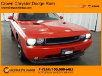 Certified 2014 Dodge Challenger R/T Coupe in Greensboro NC