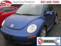 Used 2007 Volkswagen New Beetle 2.5 in Gaithersburg