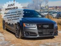 Pre-Owned 2017 Audi S8 plus AWD