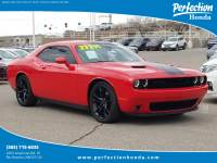 Pre-Owned 2016 Dodge Challenger R/T Plus RWD 2dr Car