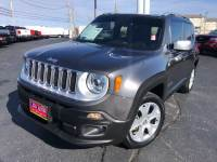 Used 2017 Jeep Renegade Limited Sport Utility