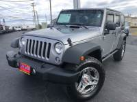 Used 2014 Jeep Wrangler Unlimited Sport Sport Utility