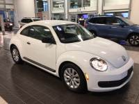 Used 2016 Volkswagen Beetle 1.8T S W/ AUTOMATIC TRANSMISSION Hatchback