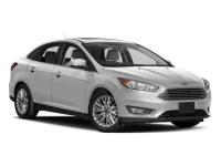 Pre-Owned 2018 Ford Focus Titanium FWD 4dr Car