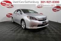 Used 2011 LEXUS HS 250h for sale in Rockville, MD