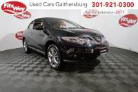 Used 2011 Nissan Murano CrossCabriolet Base for sale in Rockville, MD