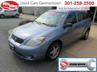 Used 2006 Toyota Matrix for sale in Rockville, MD