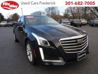 Used 2017 CADILLAC CTS 2.0L Turbo Base for sale in Rockville, MD