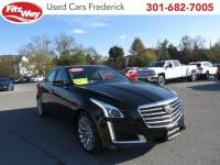 Used 2018 CADILLAC CTS 2.0L Turbo Luxury for sale in Rockville, MD