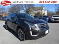 Used 2017 CADILLAC XT5 Premium Luxury for sale in Rockville, MD