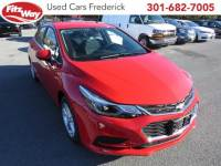Used 2017 Chevrolet Cruze LT Auto for sale in Rockville, MD
