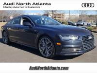Certified 2016 Audi A7 3.0 Premium Plus Sedan in Atlanta GA