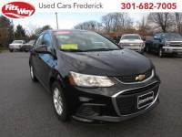 Used 2018 Chevrolet Sonic LT Auto for sale in Rockville, MD