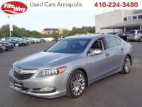 Used 2016 Acura RLX RLX with Technology Package for sale in Rockville, MD