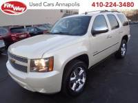 Used 2012 Chevrolet Tahoe LTZ 4x4 for sale in Rockville, MD