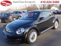Used 2015 Volkswagen Beetle 1.8T for sale in Rockville, MD