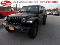 Certified Used 2018 Jeep Wrangler Unlimited Rubicon near North Bethesda