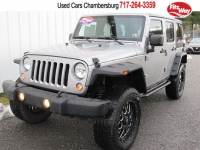 Used 2014 Jeep Wrangler Unlimited Sahara 4x4 for sale in Rockville, MD