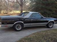 1987 Chevrolet El Camino -Ready for The Road