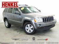 PRE-OWNED 2007 JEEP GRAND CHEROKEE LAREDO 4X4 4WD