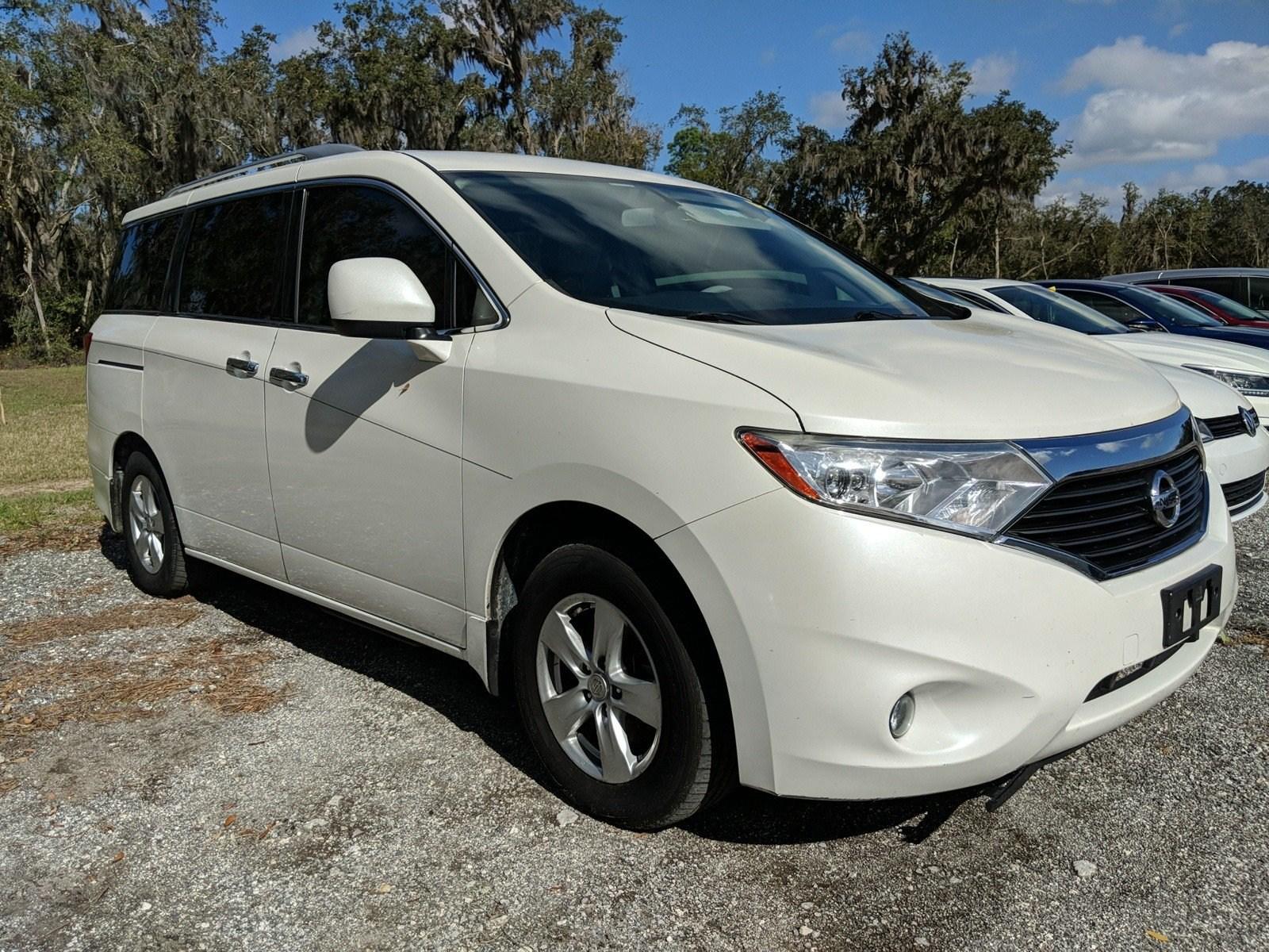 Photo Used 2014 Nissan Quest SV Van For Sale Leesburg, FL