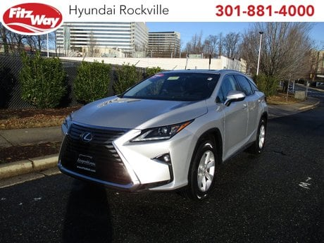 Photo Used 2016 LEXUS RX 350 for sale in Rockville, MD