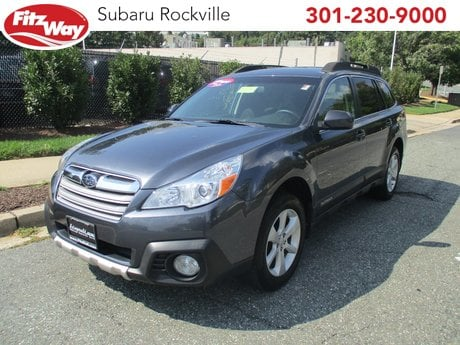 Photo Used 2014 Subaru Outback 2.5i Premium M6 for sale in Rockville, MD