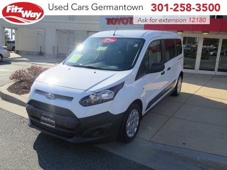 Photo Used 2018 Ford Transit Connect XL for sale in Rockville, MD