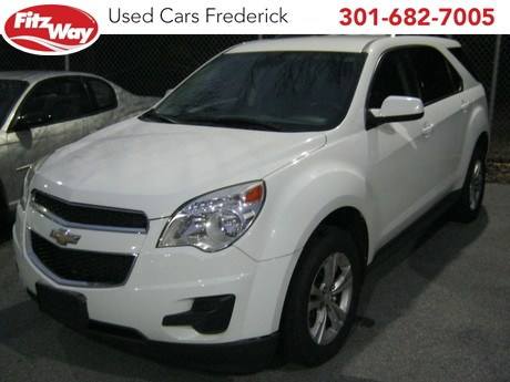 Photo Used 2012 Chevrolet Equinox 1LT AWD for sale in Rockville, MD