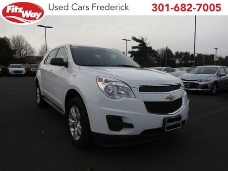 Photo Used 2015 Chevrolet Equinox LS for sale in Rockville, MD