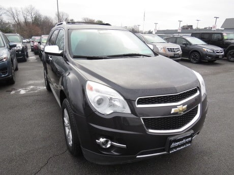 Photo Used 2013 Chevrolet Equinox LTZ for sale in Rockville, MD