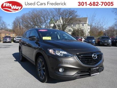 Photo Used 2015 Mazda Mazda CX-9 Grand Touring for sale in Rockville, MD