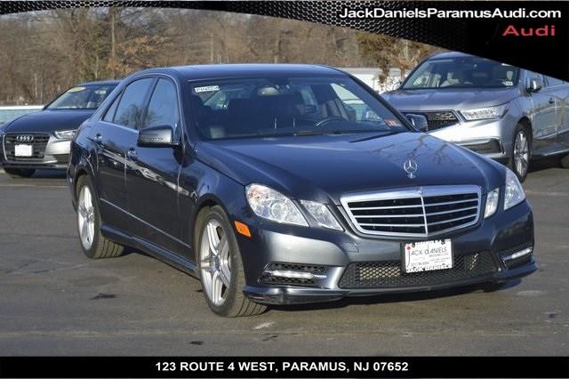 Photo Used 2013 Mercedes-Benz E-Class E 350 Sedan For Sale in Paramus, NJ