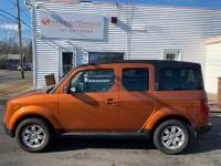 2007 Honda Element EX 4WD AT 5-Speed Automatic
