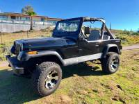 1988 Jeep Wrangler 2dr S 4WD SUV