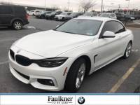 Certified Used 2018 BMW 4 Series 440i xDrive Convertible in Lancaster