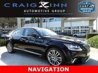 L/Certified 2015 Lexus LS 460 4dr Sdn RWD VINJTHBL5EF2F5135551 Stock NumberC1190400