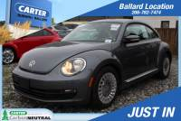 Certified Pre-Owned 2014 Volkswagen Beetle Coupe 2.5L for Sale in Seattle, WA