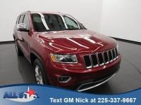 Used 2015 Jeep Grand Cherokee 4WD 4dr Limited Sport Utility