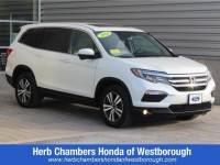 2016 Honda Pilot EX-L SUV in Westborough, MA