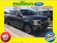 Used 2018 Ford F-150 XLT Sport W/ Sync 3, Remote Start, Center Console Truck SuperCrew Cab V-6 cyl in Kissimmee, FL