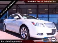 2010 Buick Lacrosse CXS Sedan FWD For Sale in Springfield Missouri