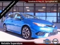2016 Scion iM Base Hatchback FWD For Sale in Springfield Missouri