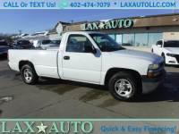 1999 Chevrolet Silverado 1500 Regular Cab Short Bed 2WD Pick Up Truck