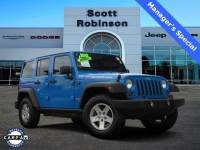 Used 2012 Jeep Wrangler Unlimited Rubicon Sport Utility