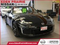 Certified Pre-Owned 2018 Nissan 370Z Roadster Touring Sport RWD 2dr Car