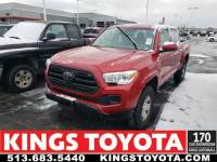 Certified Pre-Owned 2018 Toyota Tacoma SR Truck Double Cab in Cincinnati, OH